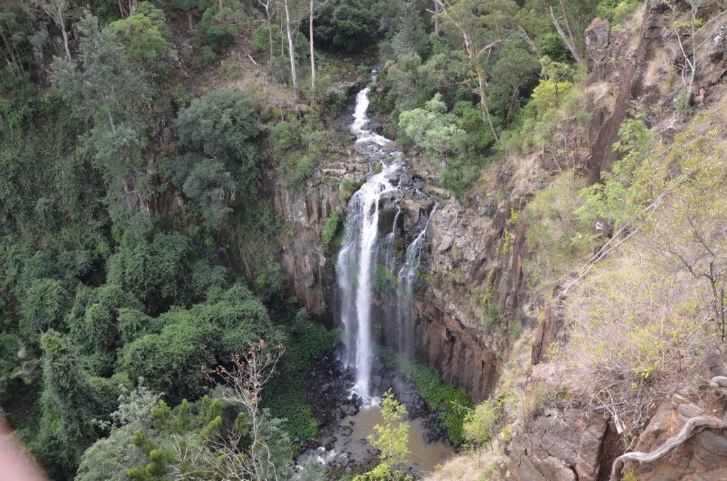 Dagg Falls Lookout