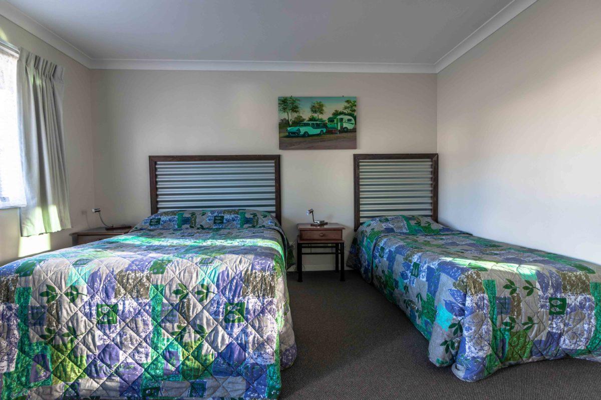 Motel Room